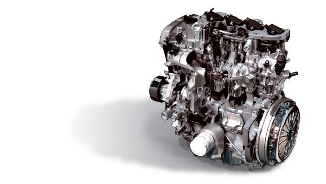 Двигатель нового форда фокуса